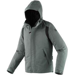 Spidi Combat Field H2Out Motorsykkel tekstil jakke XL Sølv
