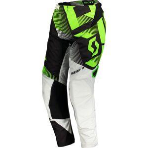 Scott 350 Dirt Motocross bukser 2018 36 Svart Grønn