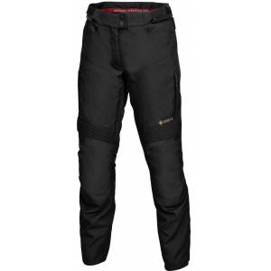 IXS Tour Classic Gore-Tex Ladies Motorcycle Textile Pants Ladies Motorsykkel tekstil bukser XL Svart