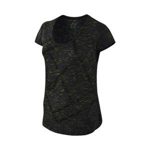 Nike Practice Top Black/Yellow S