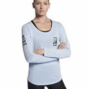Nike Dry Sleeveless Hydrogen Blue M
