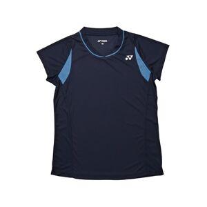Yonex Polo Shirt Women Navy L