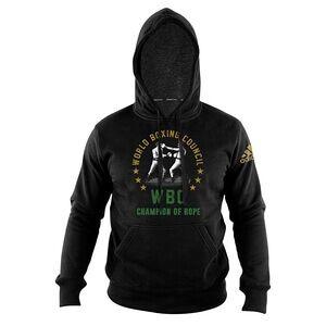 Adidas Adidas WBC Heritage Hoodie, black, medium Hettegensere unisex