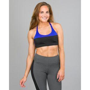 Reebok Workout Ready Tri Back Bra - Acid Blue