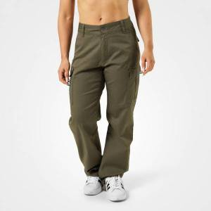 Better Bodies Bowery Cargos - Washed Green
