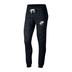 Nike Nederdel träningsoverall för vuxna Nike SW Gym Vintage Kvinna Svart - L
