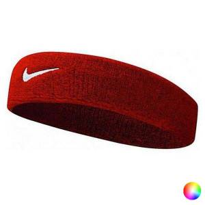 Nike Huvudsportband Nike Swoosh - Röd