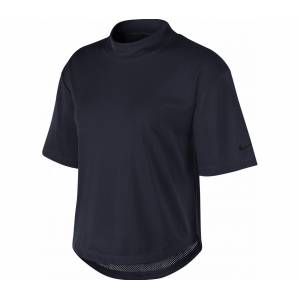 Nike Dry Mesh Dam T-tröja XS