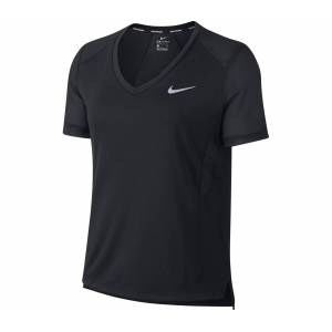 Nike - Miler Top Dam running top (black) - XS
