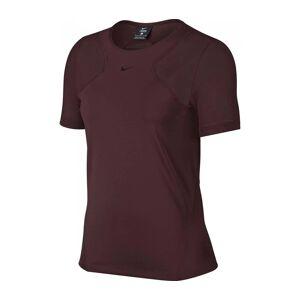 Nike - Pro HyperCool Dam utbildning skjorta (brun) - XS