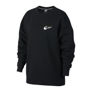 Nike Sportswear - Rally Metallic Dam Långärmad (svart) - L