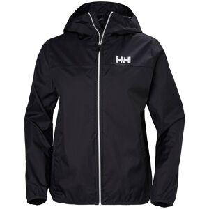 Helly Hansen Women's Belfast Packable Jacket Svart