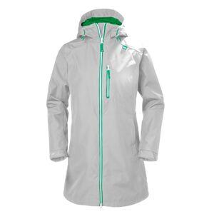 Helly Hansen Women's Long Belfast Jacket Grå