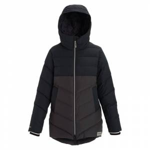 Burton Women's Loyle Down Jacket Svart