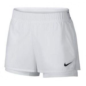 NIKE Women Flex Shorts med 2 bollfickor (S)