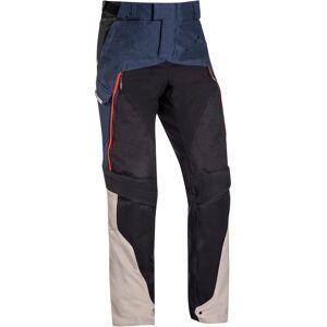 Ixon Eddas Textilbyxor för motorcykel 3XL Svart Blå