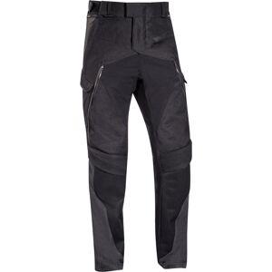 Ixon Eddas Textilbyxor för motorcykel 4XL Svart Grå