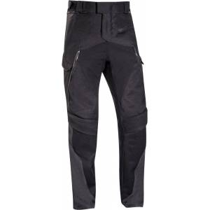 Ixon Eddas Textilbyxor för motorcykel M Svart Grå