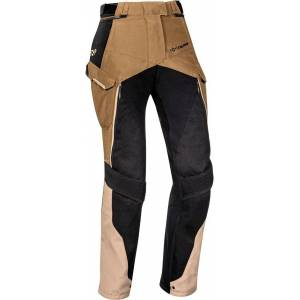 Ixon Eddas Textilbyxor för motorcykel 3XL Svart Brun