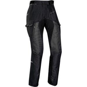Ixon Balder Damer Motorcykel Textil Byxor S Svart