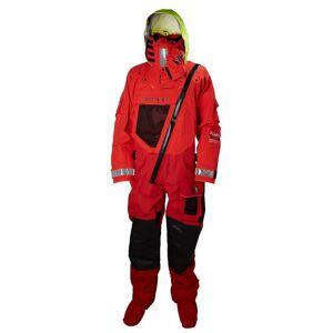 Helly Hansen Ægir Ocean Dry Suit M Red