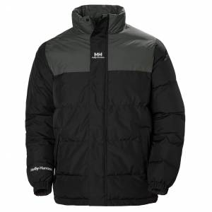 Helly Hansen Yu Puffer Jacket M Black