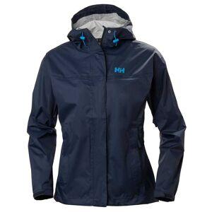 Helly Hansen Women's Loke Hiking Shell Jacket   Hh Se XS Navy