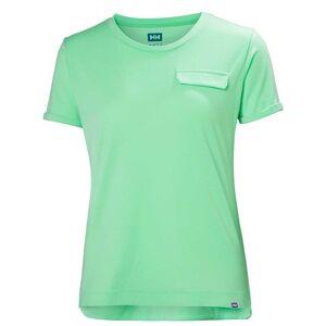 Helly Hansen W Lomma Tshirt S Green