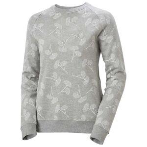 Helly Hansen W F2f Cotton Sweater M Grey