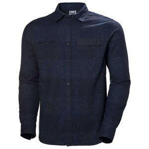Helly Hansen Wool Ls Shirt XL Navy
