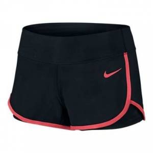Nike Court Shorts Women Black/Ember S