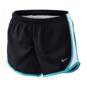 Nike Tempo Shorts JR Black/Blue Size 152cm 152