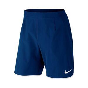 Nike Flex Ace Shorts 9'' Blue/White XL