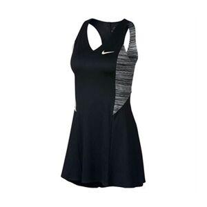 Nike Court Dri-Fit Sharapova Dress Black/Wolf Grey S