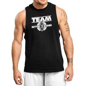 Better Bodies Team Tank S Wash black