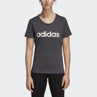 Camiseta Adidas Design 2 Move Feminina - Feminino