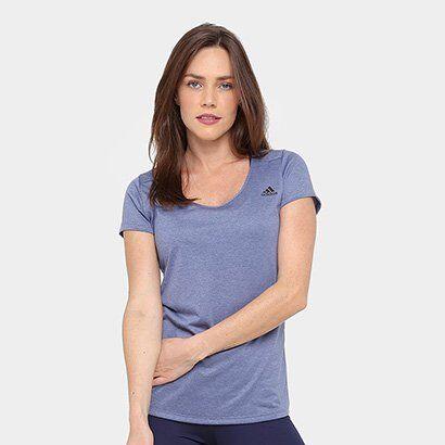 Camiseta Adidas Essentials Multifuncional Feminina - Feminino