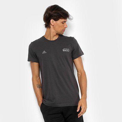 Camiseta Adidas Star Wars Masculina - Masculino