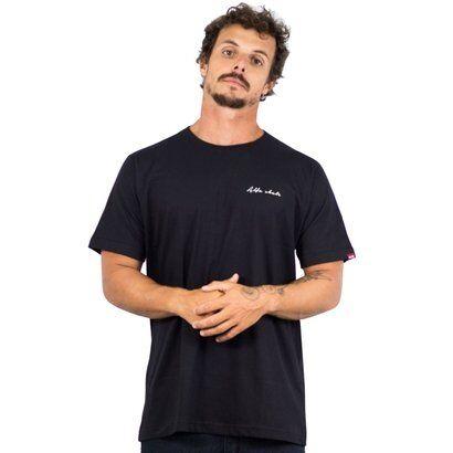 Camiseta Alfa Small Enter - Masculino