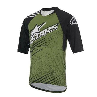 Camiseta Alpinestars Sight Mercury - Unissex