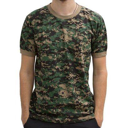 Camiseta Bravo Digital Marpat - Masculino