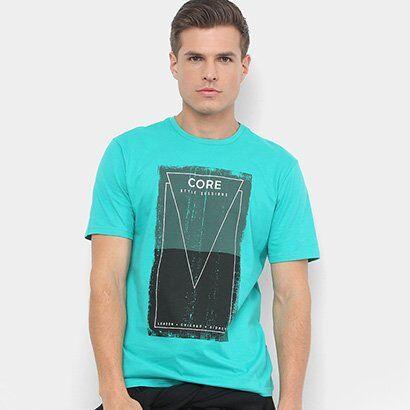 Camiseta Burn Core Masculina - Masculino