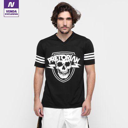 Camiseta Pretorian American 2 Masculina - Masculino