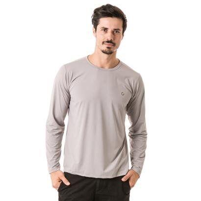 Camiseta  Repelente de Insetos Manga Longa Extreme UV - Masculino