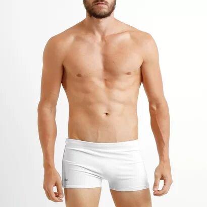 Sunga Mash Boxer - Masculino-Branco