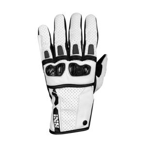 iXS MC-Handsker iXS Talura, Hvid/Sort