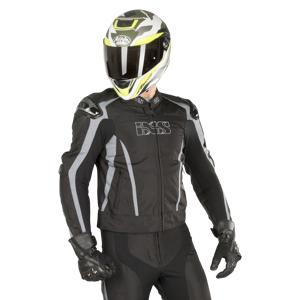 iXS Jakke iXS Sport LT RS-1000, Sort/Grå
