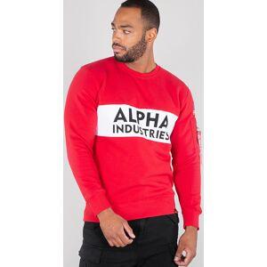 Alpha Industries Alpha Inlay Sweatshirt