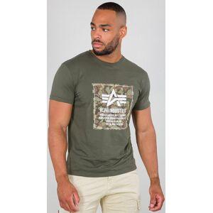 Alpha Industries Camo Block T-shirt