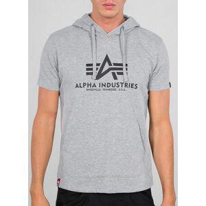 Alpha Industries Basic Hooded T-shirt
